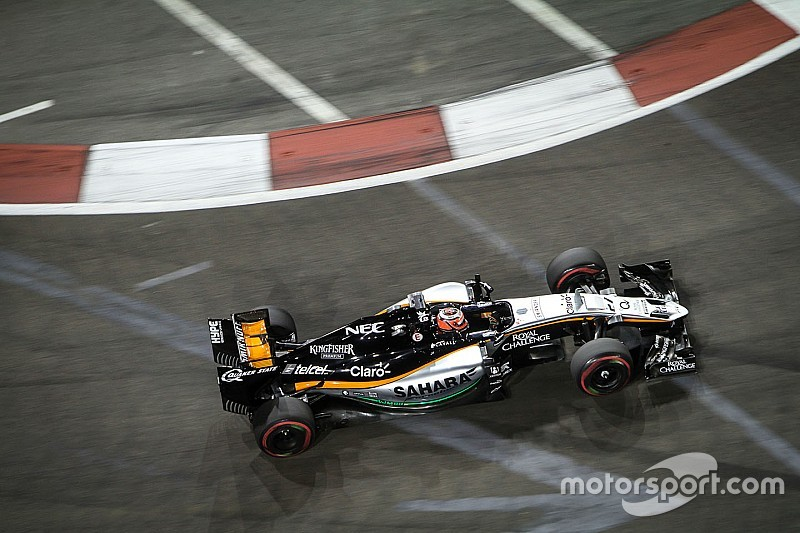 Force India disappointed with qualifying performance