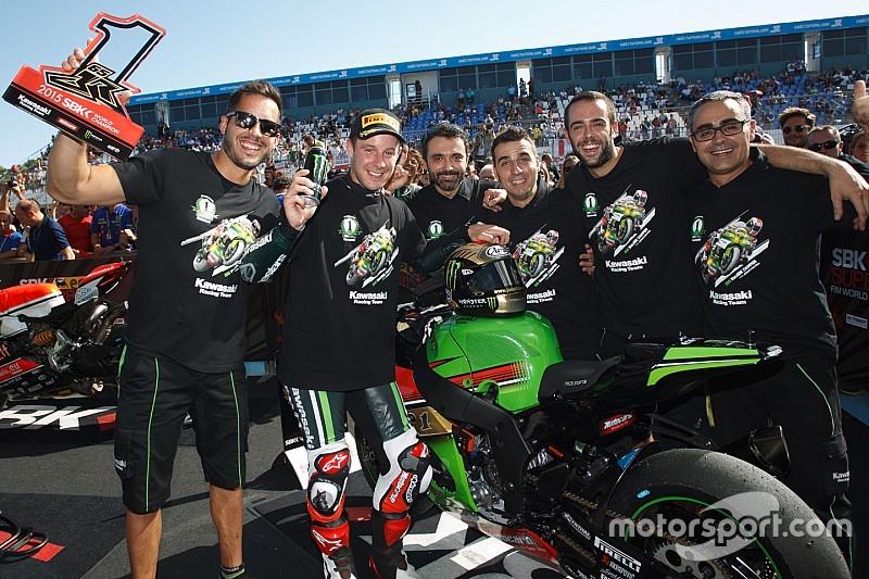 Rea se consagró campeón en Superbike