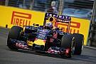 Red Bull dice que la única opción que tienen es Ferrari