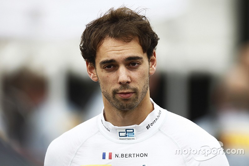 Nathanaël Berthon signe chez Aguri en Formule E