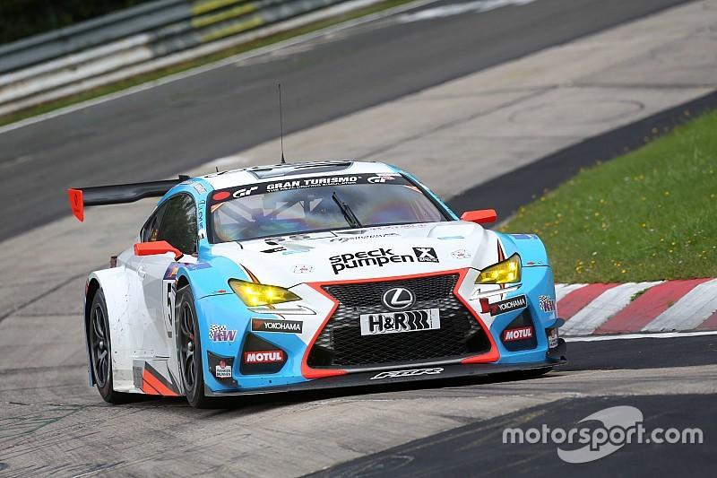 Débuts reportés pour la Lexus RC-F GT3