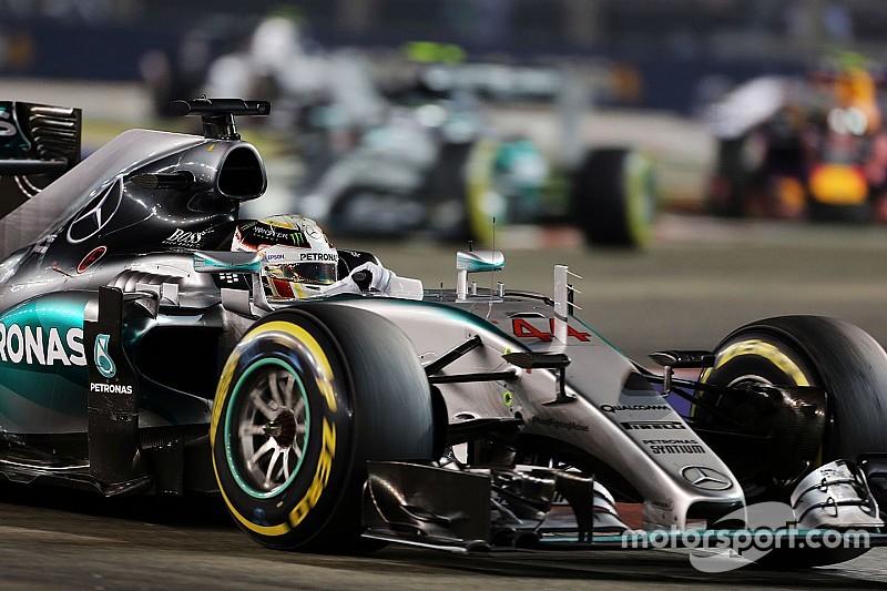 "Mercedes no debe ""decaer"" tras Singapur"