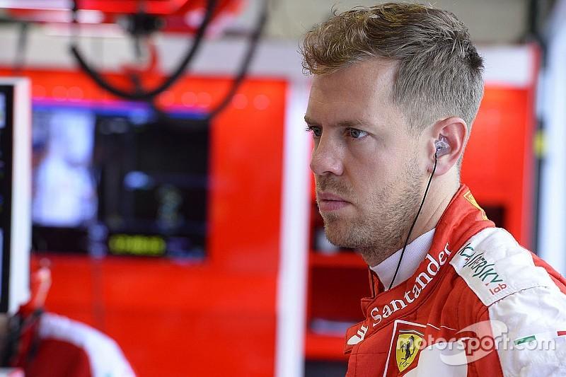 Vettel - Mercedes reste clairement favori