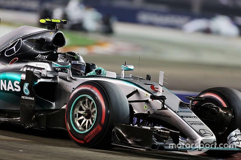 Rosberg usará el motor de Monza en los entrenamientos libres