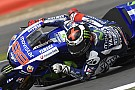 Aragon, Libere 2: Lorenzo guida la tripletta Yamaha