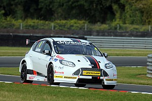 BTCC Qualifying report Silverstone BTCC: Jackson heads Shedden for second consecutive pole