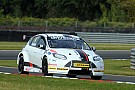 Silverstone BTCC: Jackson heads Shedden for second consecutive pole