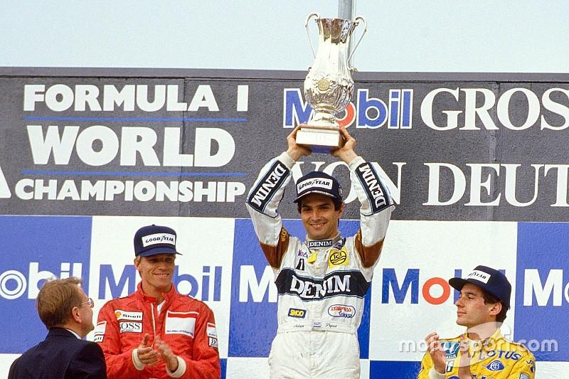 Série mostra estopim da rivalidade entre Senna e Piquet