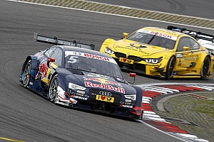 DTM Race report Edoardo Mortara clinches second place for Audi