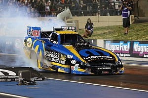 NHRA Qualifying report Hagan, Torrence, Anderson and Savoie earn no. 1 qualifying positions at Midwest Nationals