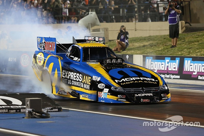 Hagan, Torrence, Anderson and Savoie earn no. 1 qualifying positions at Midwest Nationals