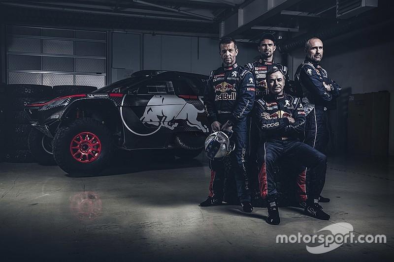 Sébastien Loeb bestreitet Rallye Dakar 2016 für Peugeot
