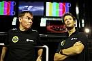 Lotus: ficarmos sem Grosjean será uma grande perda