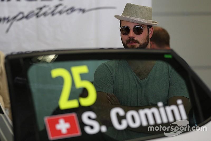 """Comini: """"Vinco e dimostro l'ingiustizia del motorsport!"""""""