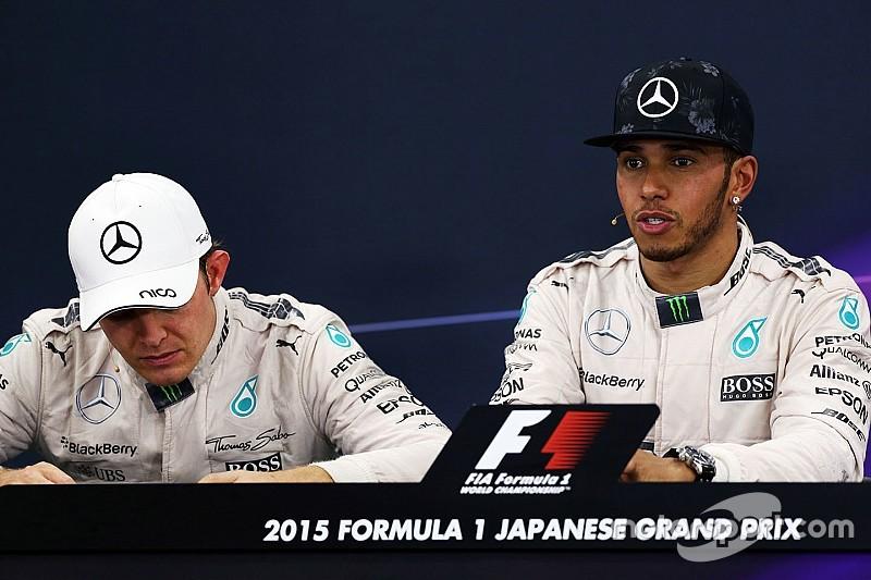 Rosberg pas assez impitoyable pour battre Hamilton?