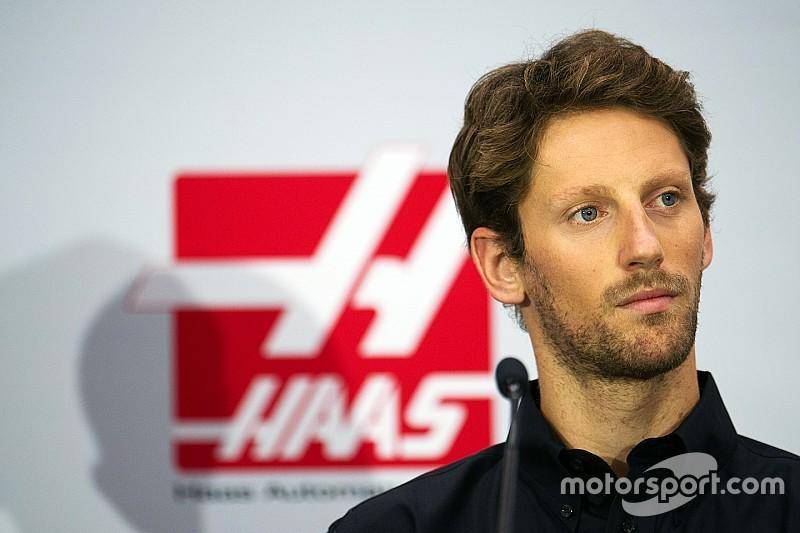 Grosjean intéressé par une pige en NASCAR