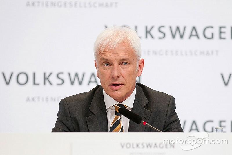 Après le scandale - Le nouveau patron de VW aime-t-il le sport auto?