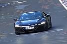 Vidéo - L'Acura NSX finalise ses tests sur la Nordschleife