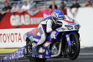 NHRA Breaking news Persistent storms force NHRA officials to cancel Friday's action at the Keystone Nationals