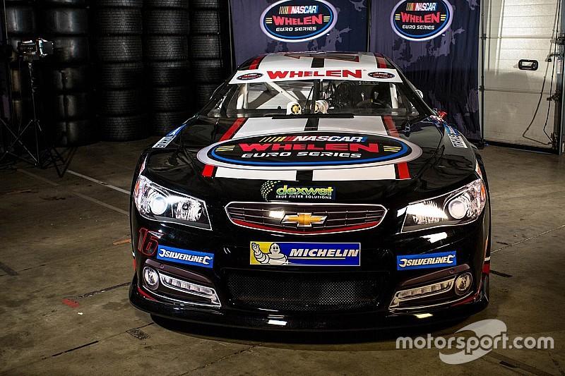 Europäische NASCAR-Rennserie zeigt neues Autodesign für 2016