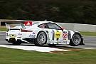 Porsche relégué en fond de grille!