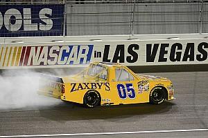 NASCAR Truck Reporte de la carrera John Wes Townley ganó por primera vez en NASCAR