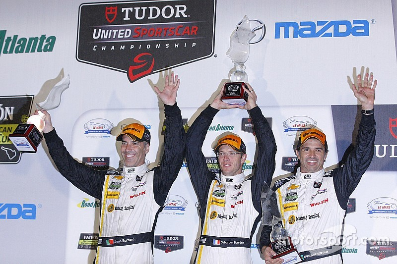 Fittipaldi and Barbosa capture second Prototype title