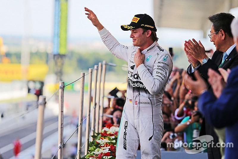 Wolff no cree que Rosberg esté derrotado