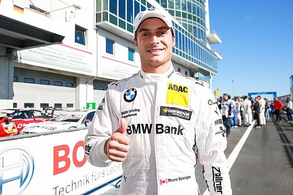 Bruno Spengler mit Gaststart beim GT-Masters-Finale