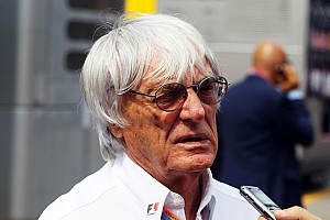 Fórmula 1 Últimas notícias Ecclestone: