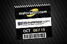 Motorsport.com et GPTicketShop.com annoncent un partenariat mondial