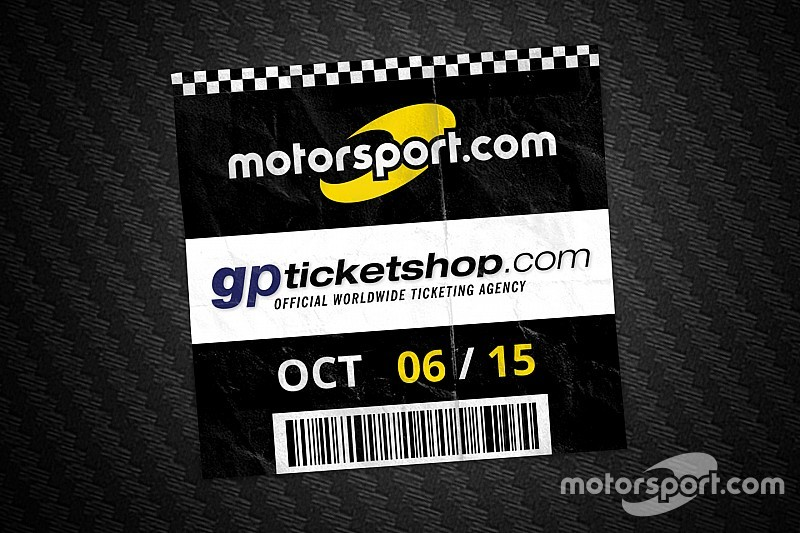 Motorsport.com e GPTicketShop.com anunciam parceria global