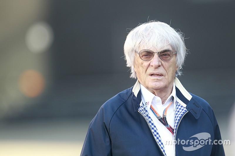 Ecclestone diz que F1 poderá ser vendida ainda este ano