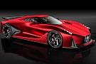 Photos - Le concept Nissan 2020 Vision Gran Turismo est dément!