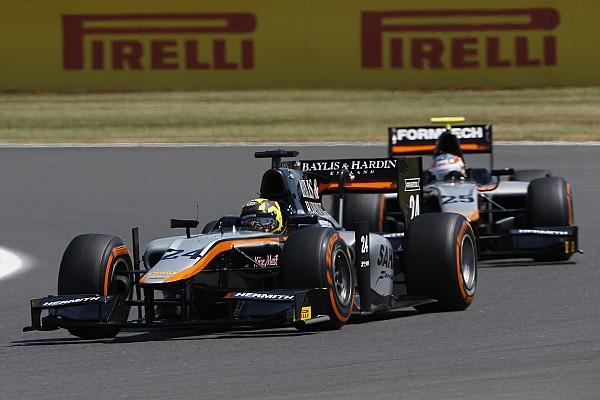 Hilmer to skip GP2 Sochi round