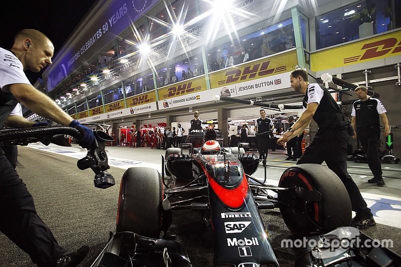 """Button: """"McLaren está acostumbrado a remontar"""""""
