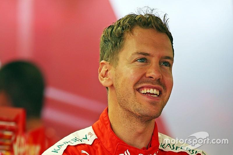 """Vettel: """"Sochi pista diversa da quella di Singapore"""""""