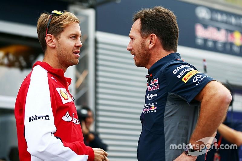 """Vettel admite que saída da Red Bull seria um """"enorme choque"""""""