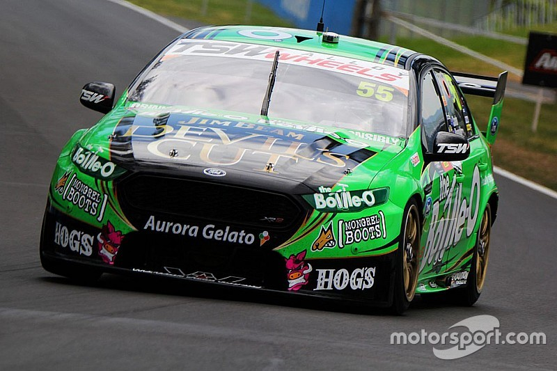 Reynolds/Canto take pole for the Bathurst 1000