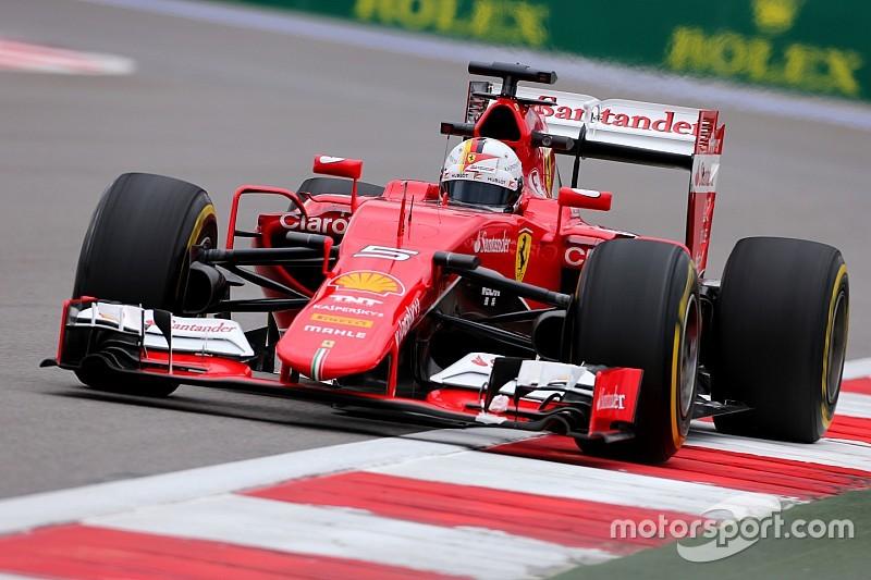 """Vettel - """"Nous n'avons pas été assez rapides"""""""