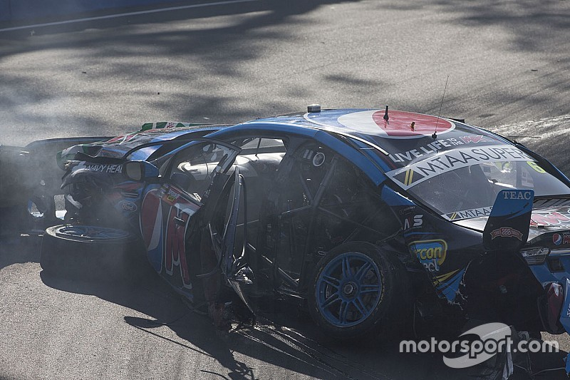 Mostert recalls horror Bathurst crash