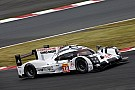 Fuji WEC: Porsche leads at halfway after heavy showers