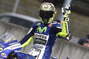 MotoGP Comentario Rossi considera que los cuatro puntos de hoy