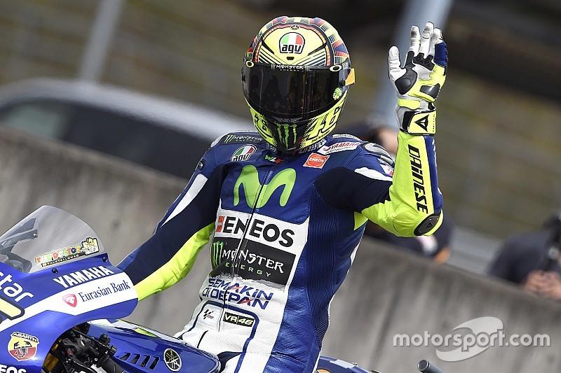 """Rossi considera que los cuatro puntos de hoy """"son importantes"""""""