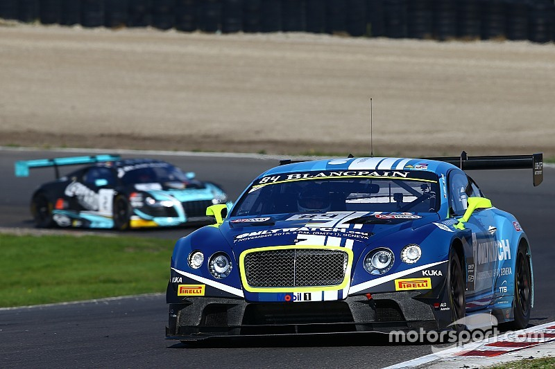 Zandvoort BSS: Buhk and Abril take Blancpain Sprint title with win
