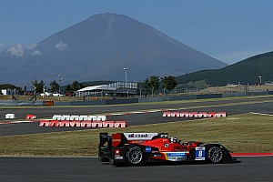 Asian Le Mans Race report Win for Race Performance at Fuji