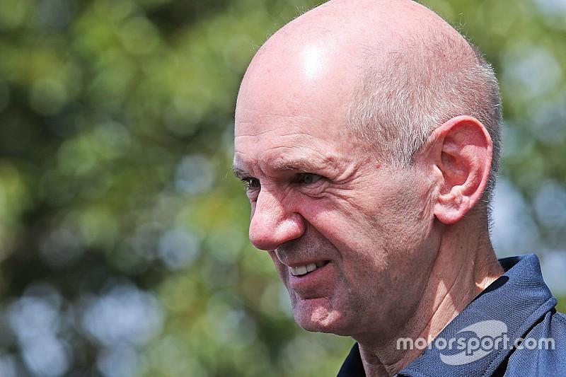 """Newey: """"Red Bull forse costretta a lasciare la F.1"""""""