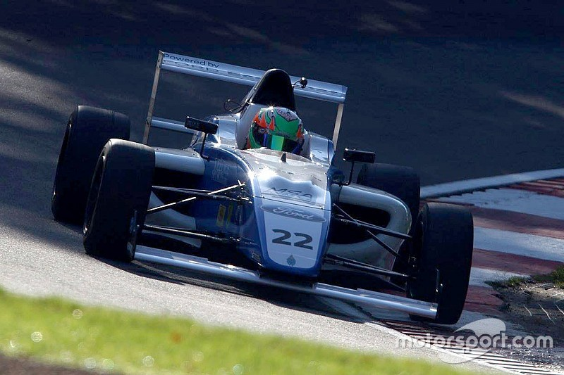 Reddy and Vaidyanathan complete MSA Formula season