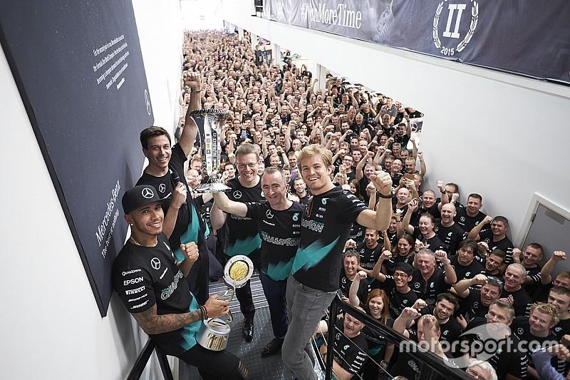 Nico Rosberg: Mercedes gehört zu den größten Formel-1-Teams