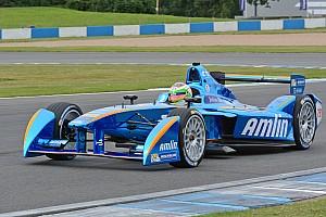 Formule E Contenu spécial Guide saison 2 - Andretti, ni chaud ni froid